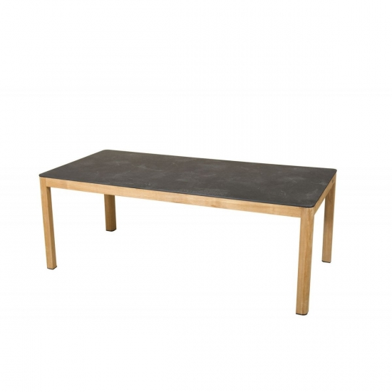 Table rectangle TEKURA