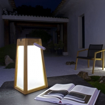 Lampe solaire TECKA