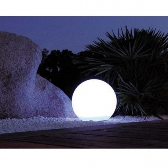 BOULE LUMINEUSE BLANCHE